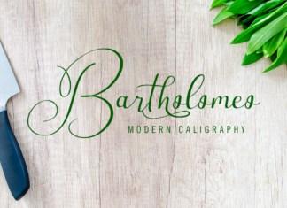 Bartholomeo Font