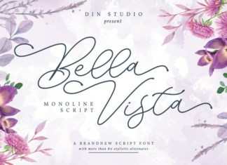 Bella Vista Font