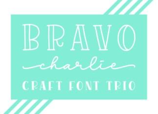 Bravo Charlie Font