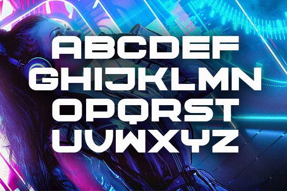 Cyber Princess Font