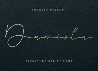 Damiola Font