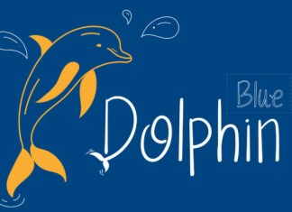 Dolphin Font