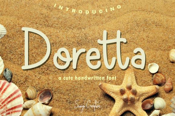 Doretta Font
