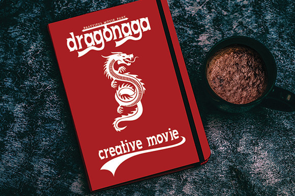 Dragonaga Font