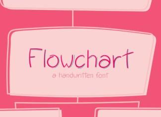 Flowchart Font