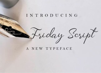 Friday Font