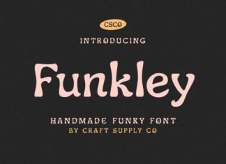 Funkley Font