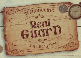 Guard Font