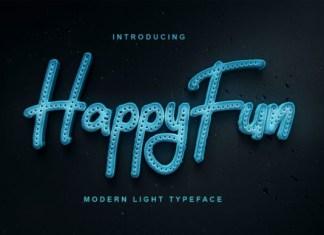 HappyFun Font