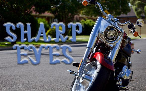 Harley Moto Font
