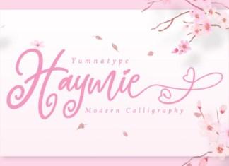 Haymie Font