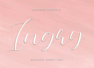 Ingry Font