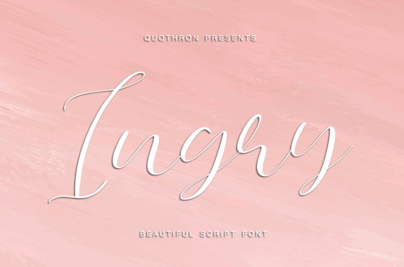Ingry Font