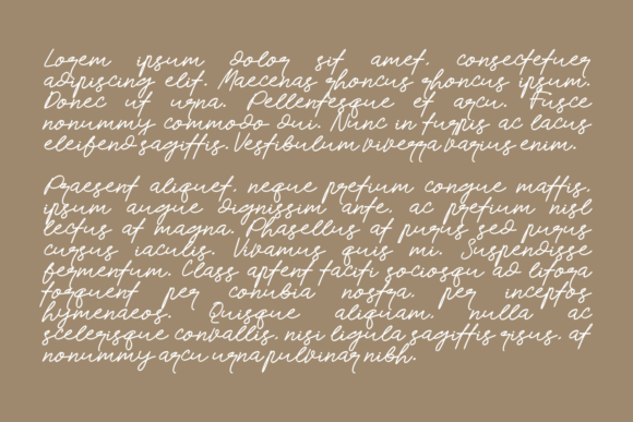 Interactive Font