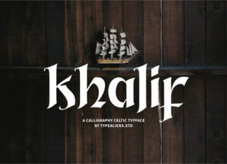 Khalif Font