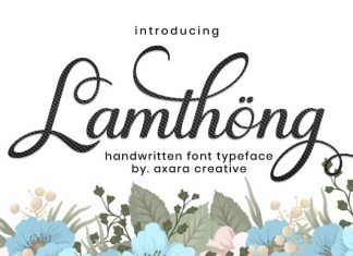 Lamthong Font
