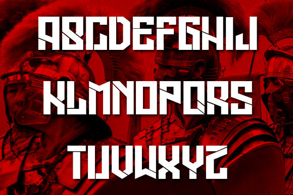 Legionary Font