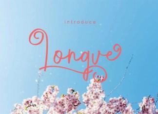 Longve Font