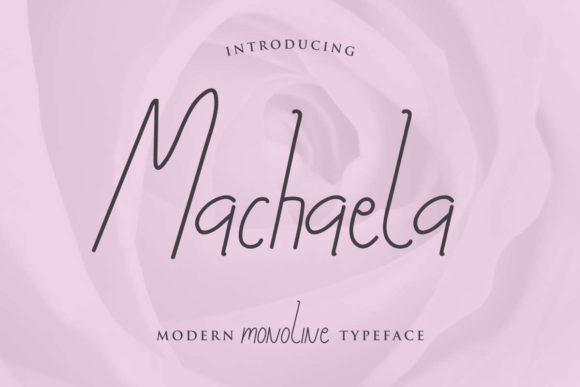 Machaela Font