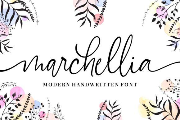 Marchellia Font