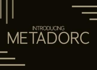 Metadorc Font