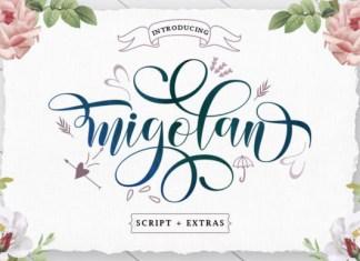 Migolan Font