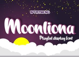 Moonliona Font