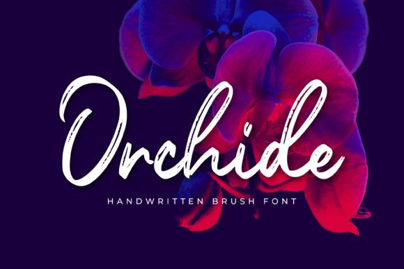 Orchide Font