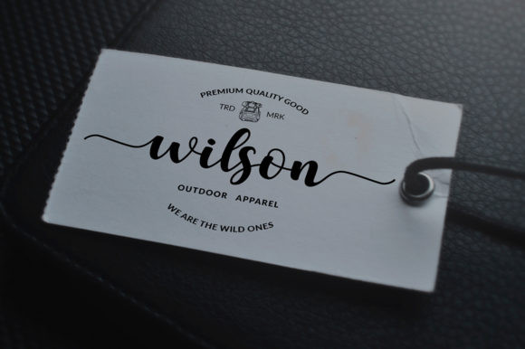 Outside Font