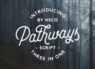 Pathways Font