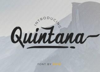 Quintana Font