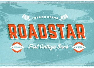 Roadstar Font