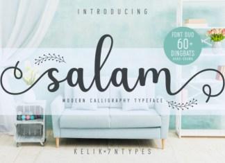 Salam Font