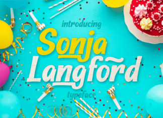 Sonja Longford Font