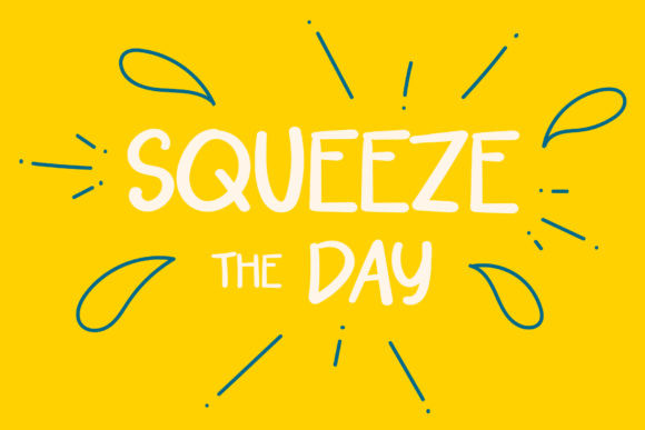 Squeeze Font