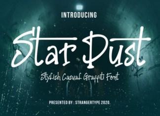 Stardust Font
