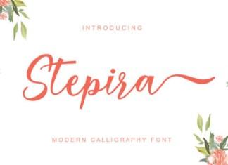 Stepira Font