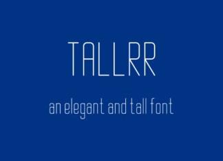 Talrr Font