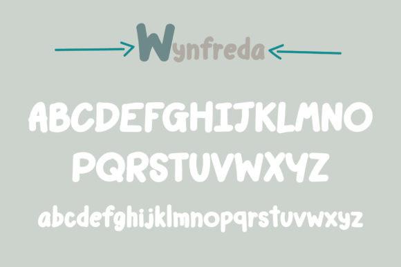 Wynfreda Font