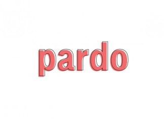 Pardo Font