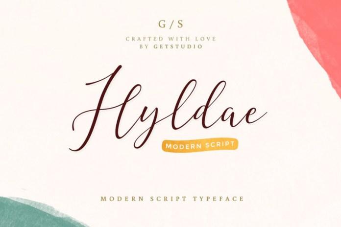 Hyldae Font