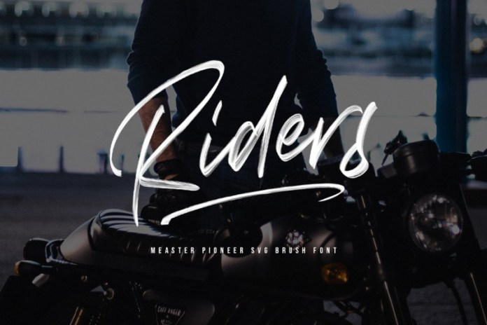 Measter Pioneer Font