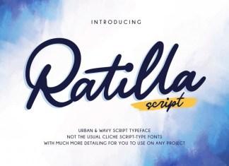 Ratilla Font