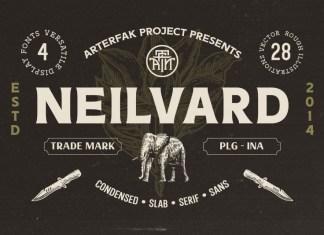 Neilvard Font