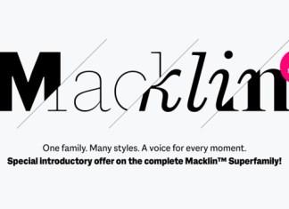 Macklin Font