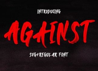 Against  Font