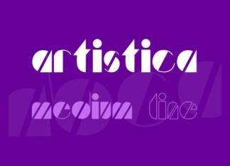 Artistica Font