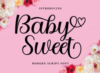 Baby Sweet Font