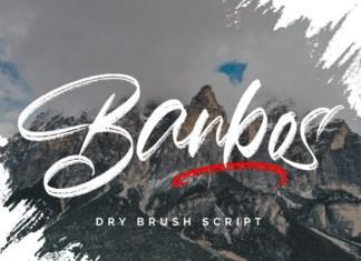 Banbos Font
