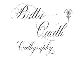 Batta Quath Font